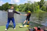 """""""Aktyvaus stovyklavimo"""" stovyklos vaikams ir jaunimui prie jūros ir Kuršių marių - 9"""
