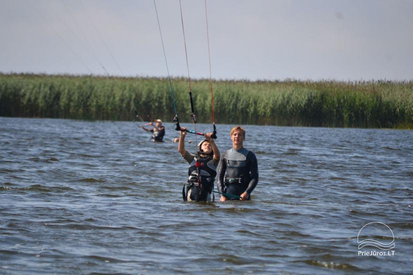 """""""Aktyvaus stovyklavimo"""" stovyklos vaikams ir jaunimui prie jūros ir Kuršių marių - 28"""