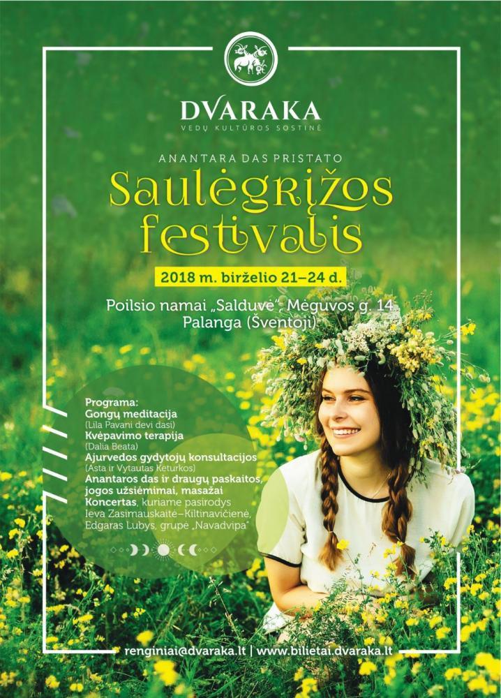 """JONINĖS """"Saulėgrįžos festivalis"""", 2018 m. birželio 21 d. 15:00 val. - 1"""