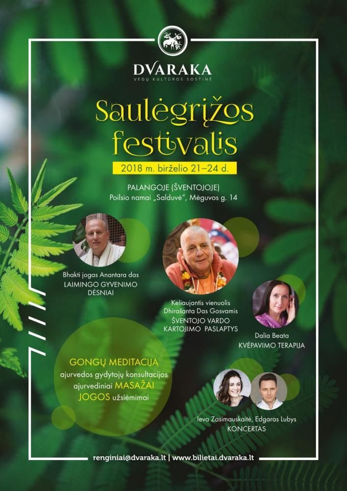 """JONINĖS """"Saulėgrįžos festivalis"""", 2018 m. birželio 21 d. 15:00 val. - 4"""