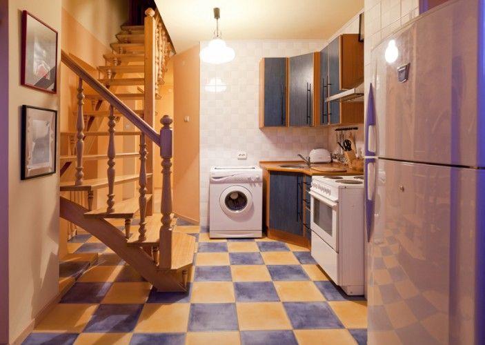 Parduodamas butas Nidos centre per du aukštus - 10