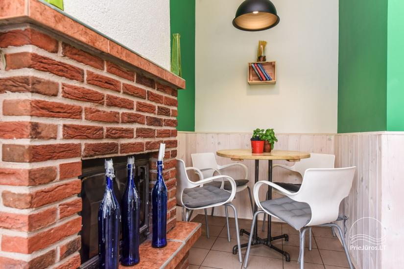 Café in Palanga Senas Židinys - 8