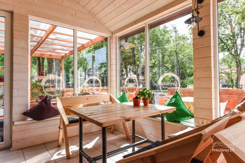Café in Palanga Senas Židinys - 1
