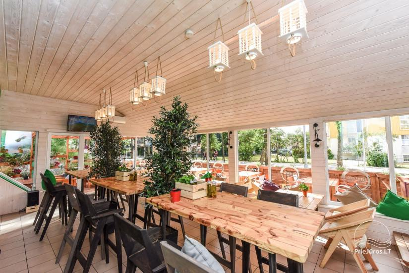 Café in Palanga Senas Židinys - 3