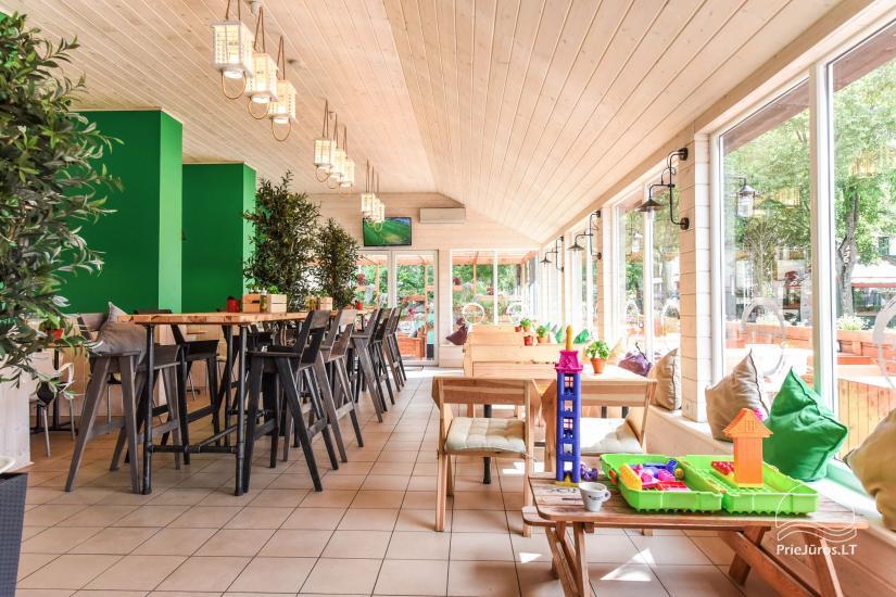 Café in Palanga Senas Židinys - 6
