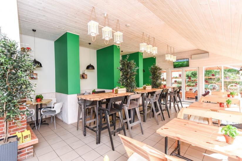 Café in Palanga Senas Židinys - 4