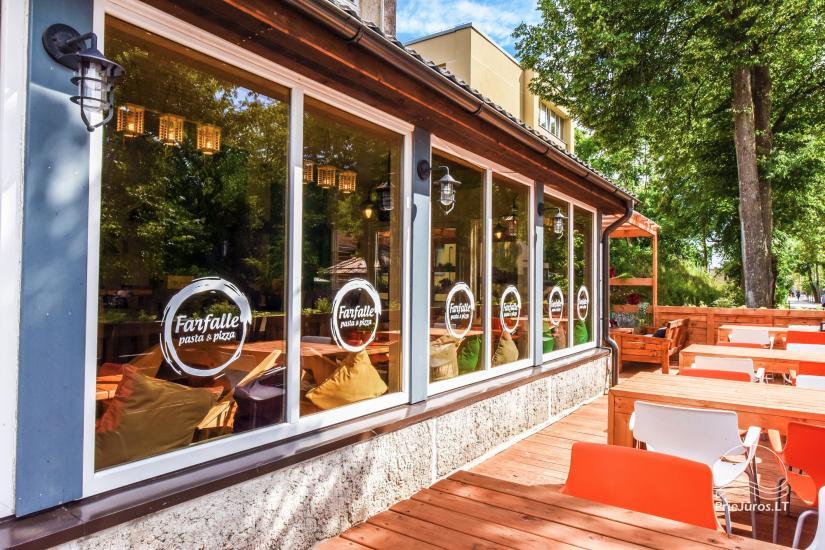 Café in Palanga Senas Židinys - 16