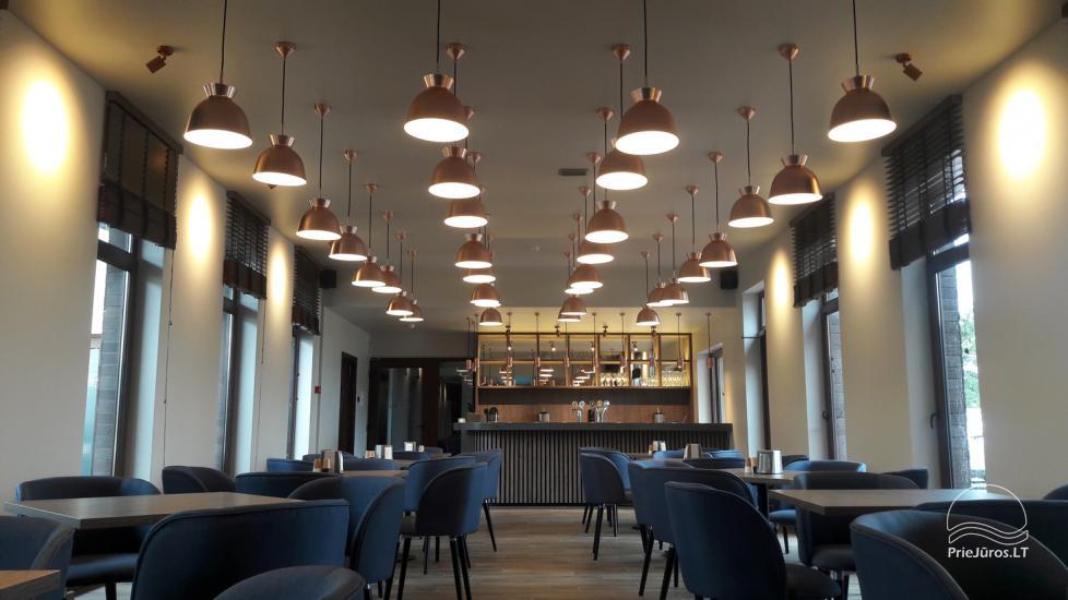 Restaurant Lagūna in Sventoji in unmittelbarer Nähe zum Meer - 2