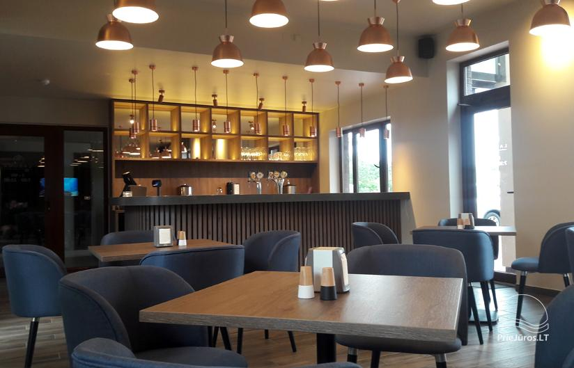 """Naujas restoranas ir terasa """"Lagūna"""" Šventojoje prie pat jūros - 4"""
