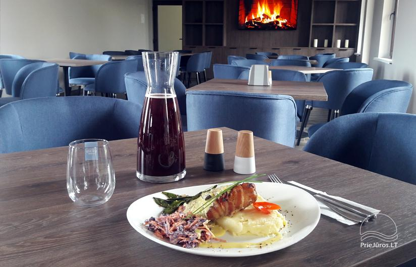 Restaurant Lagūna in Sventoji in unmittelbarer Nähe zum Meer - 6