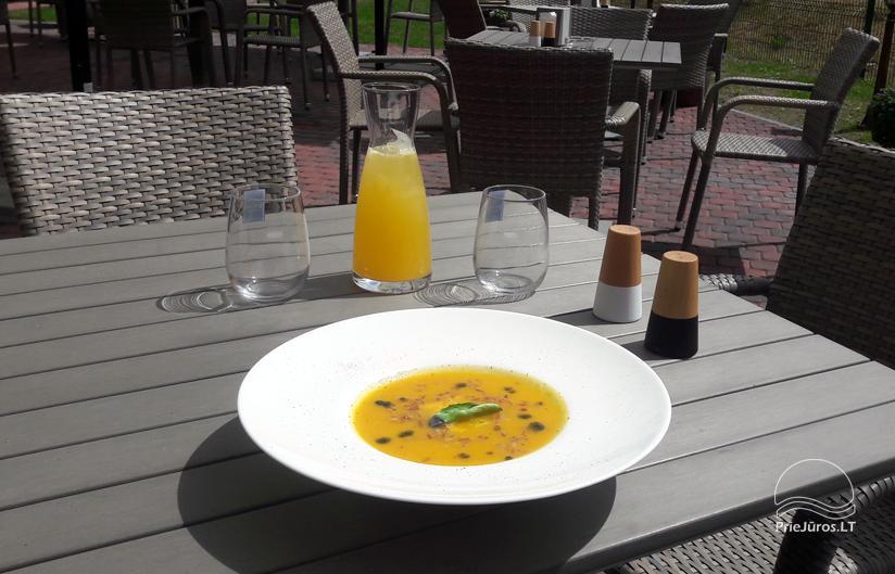 Restaurant Lagūna in Sventoji in unmittelbarer Nähe zum Meer - 7