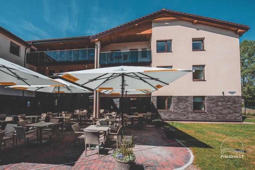 """Naujas restoranas ir terasa """"Lagūna"""" Šventojoje prie pat jūros - 10"""