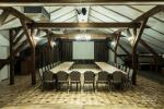 """Nesė""  50-100 seat banquet hall for rent in the old town of Klaipeda"