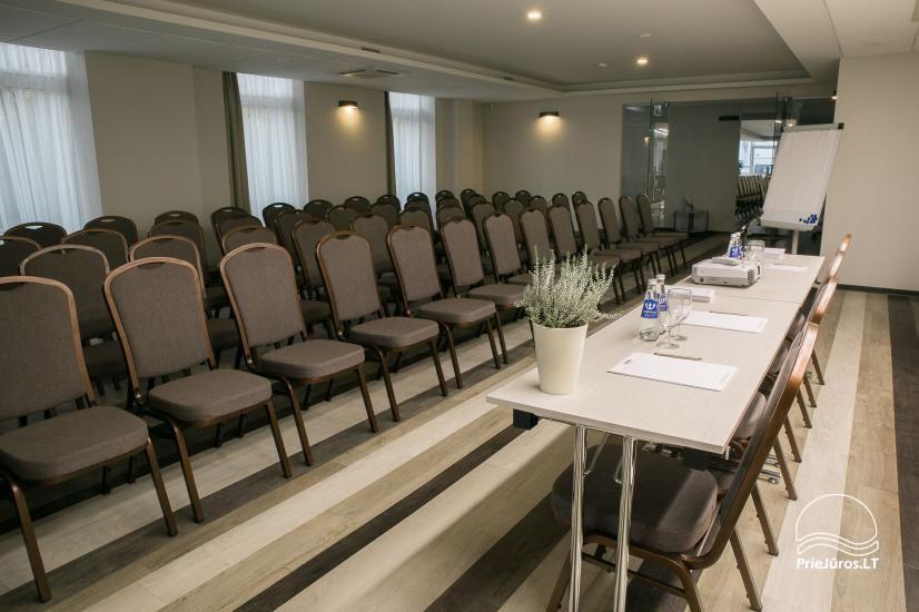 Konferencijų salės viešbutyje Grand Baltic DUNES - 2