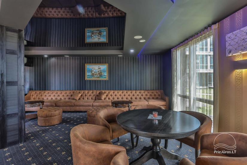 Restoranas All Aces viešbutyje Resort Hotel Elija - 2