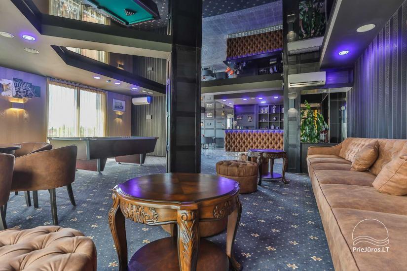 Restoranas All Aces viešbutyje Resort Hotel Elija - 4