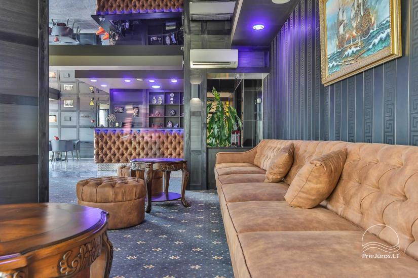 Restoranas All Aces viešbutyje Resort Hotel Elija - 1