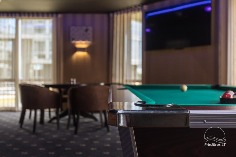 Restoranas All Aces viešbutyje Resort Hotel Elija - 6
