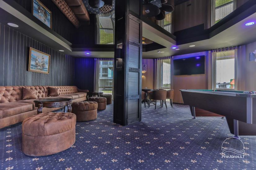 Restoranas All Aces viešbutyje Resort Hotel Elija - 3