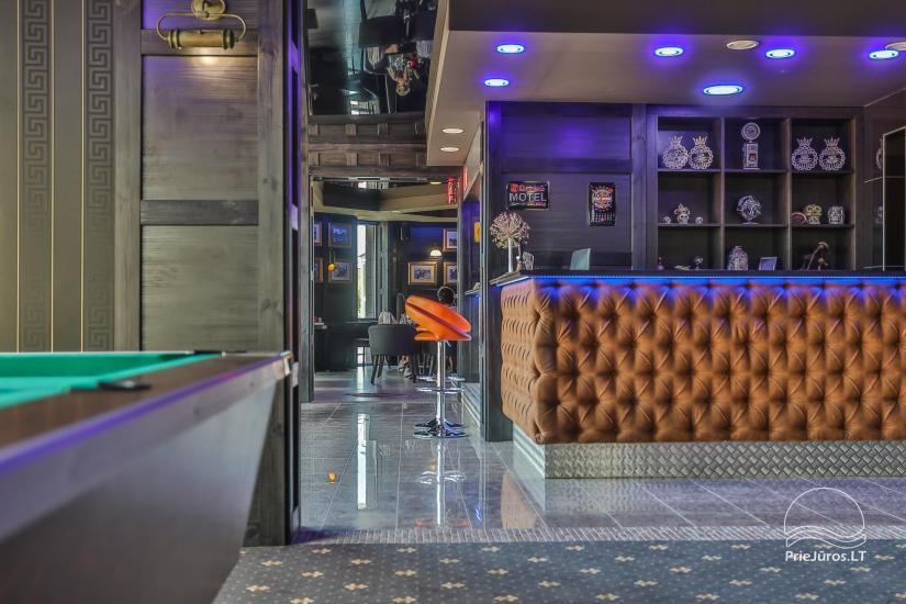 Restoranas All Aces viešbutyje Resort Hotel Elija - 8