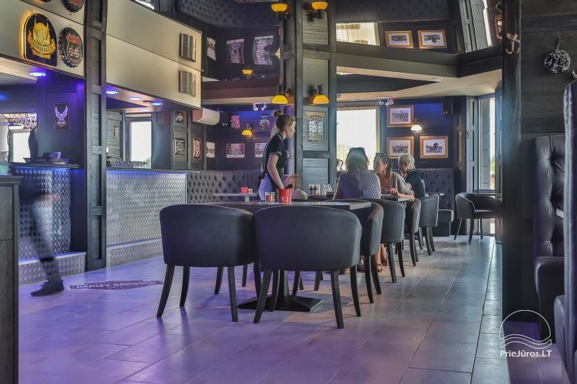 Restoranas All Aces viešbutyje Resort Hotel Elija - 9