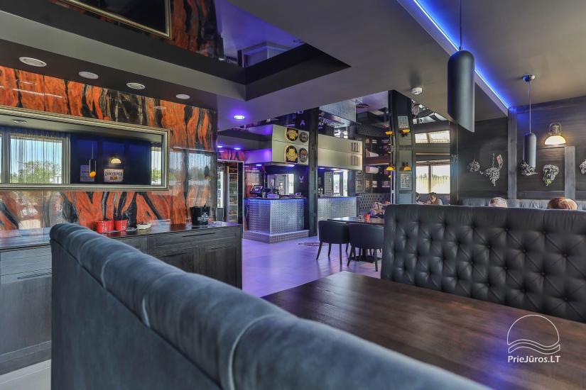 Restoranas All Aces viešbutyje Resort Hotel Elija - 11