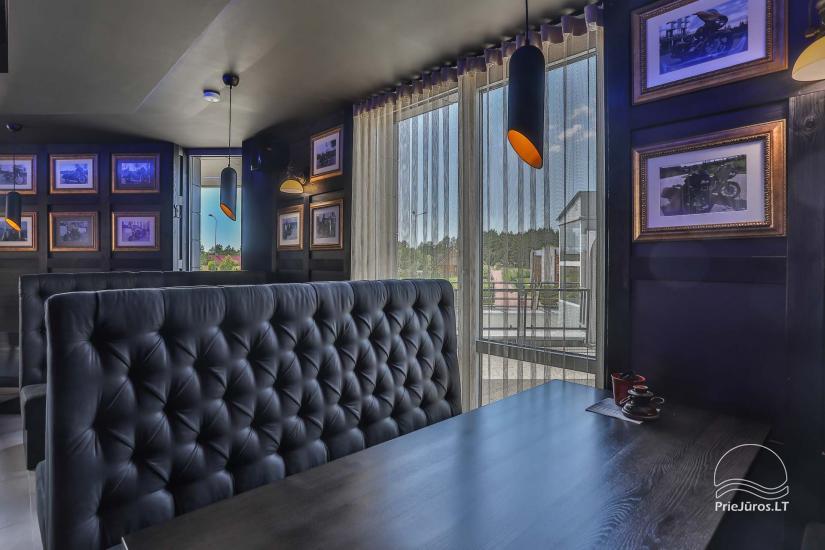 Restoranas All Aces viešbutyje Resort Hotel Elija - 14