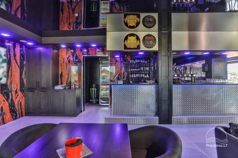 Restoranas All Aces viešbutyje Resort Hotel Elija - 32