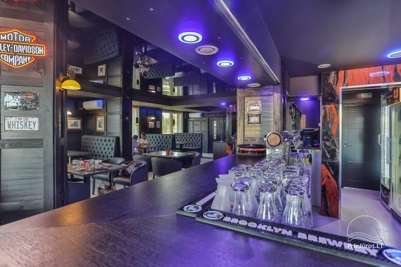 Restoranas All Aces viešbutyje Resort Hotel Elija - 18