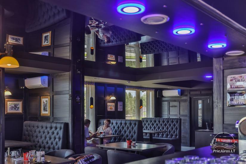 Restoranas All Aces viešbutyje Resort Hotel Elija - 13
