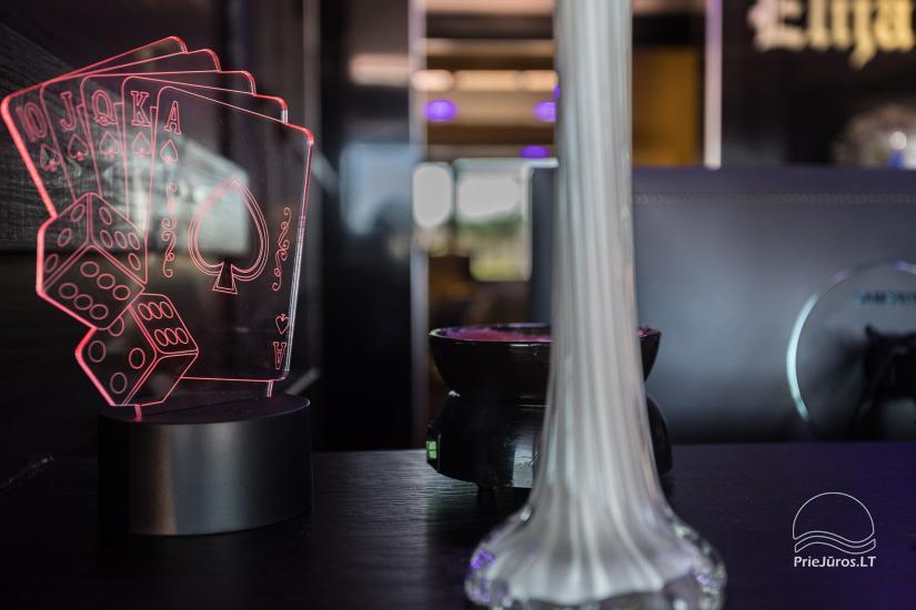 Restoranas All Aces viešbutyje Resort Hotel Elija - 28