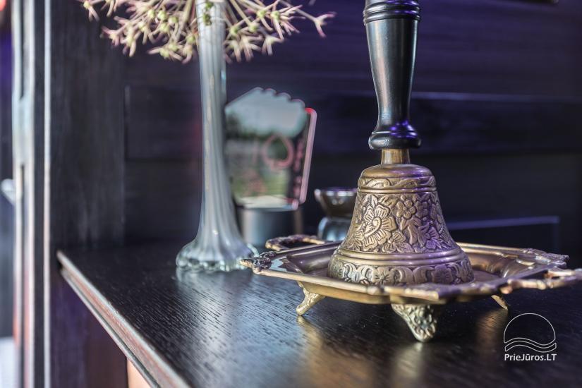 Restoranas All Aces viešbutyje Resort Hotel Elija - 29