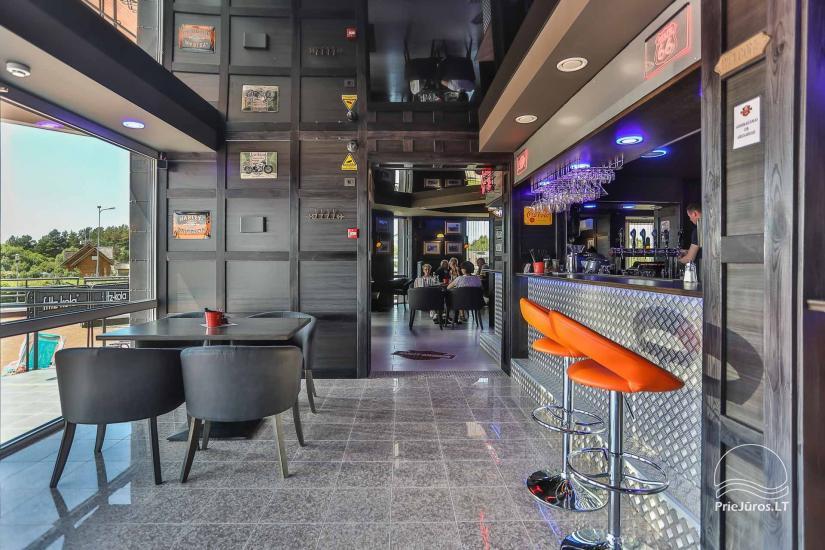 Restoranas All Aces viešbutyje Resort Hotel Elija - 15