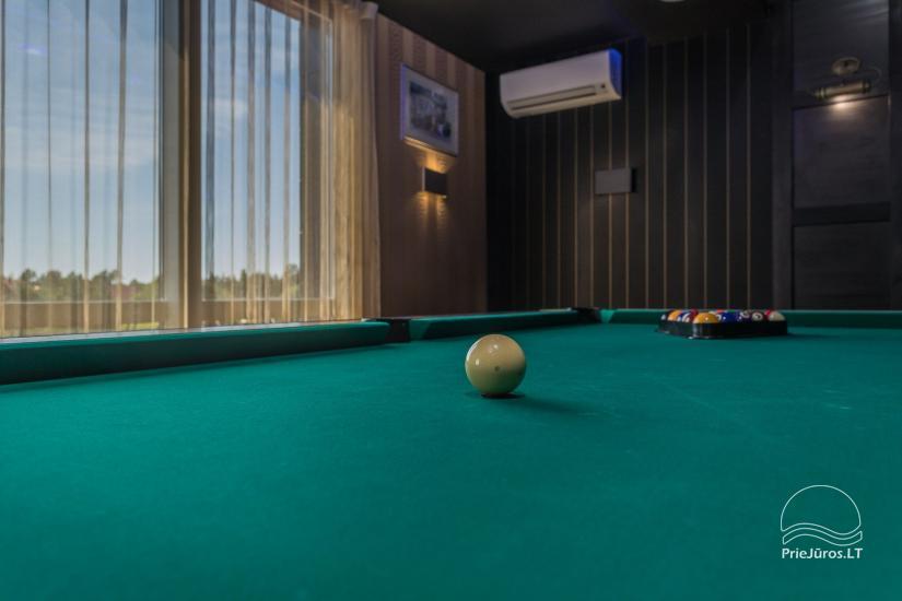 Restoranas All Aces viešbutyje Resort Hotel Elija - 7