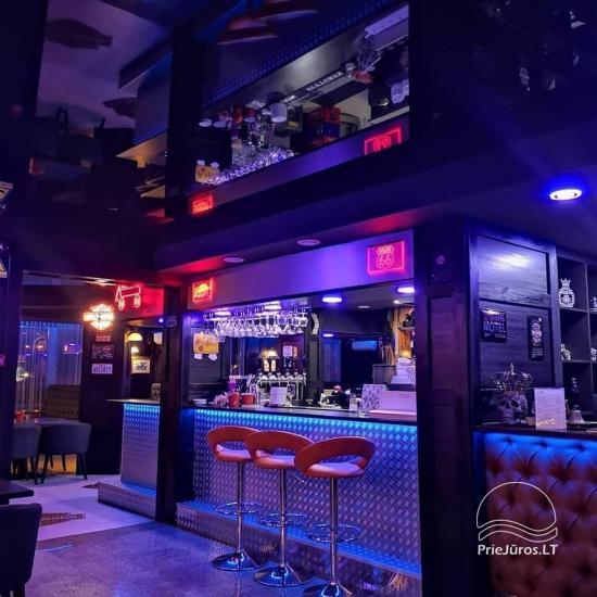 Restoranas All Aces viešbutyje Resort Hotel Elija - 31