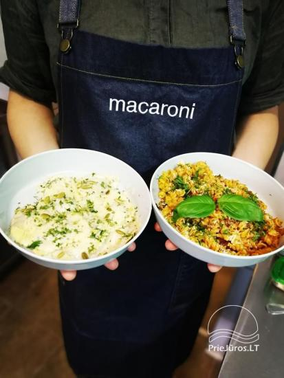 Macaroni / makaronų namai Palangoje - 6