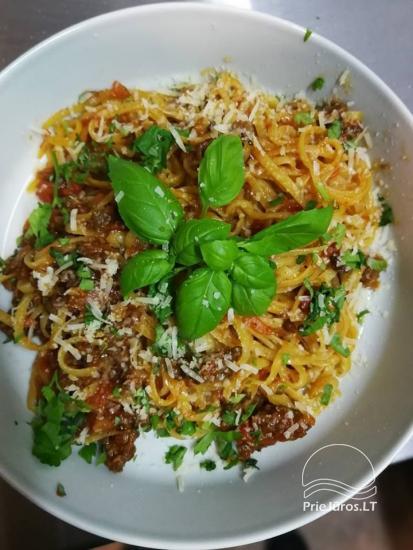 Macaroni / Noodle House in Palanga - 13