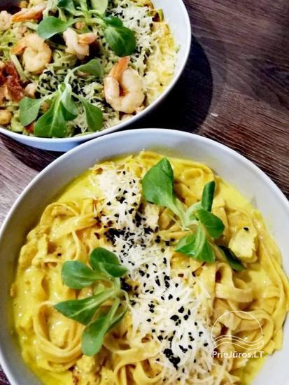 Macaroni / Noodle House in Palanga - 9