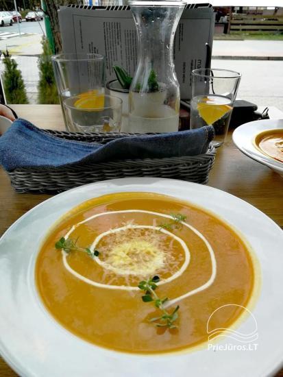Macaroni / Nudelhaus in Palanga - 32
