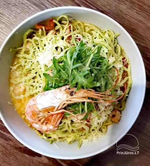 Macaroni / Noodle House in Palanga - 15