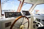 Laivo nuoma Nidoje. Naujas išvaizdus, naujausio dizaino laivas GRESA. - 4