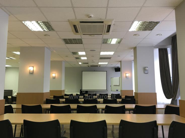 Konferenču zāle viesnīcā Muza - 4