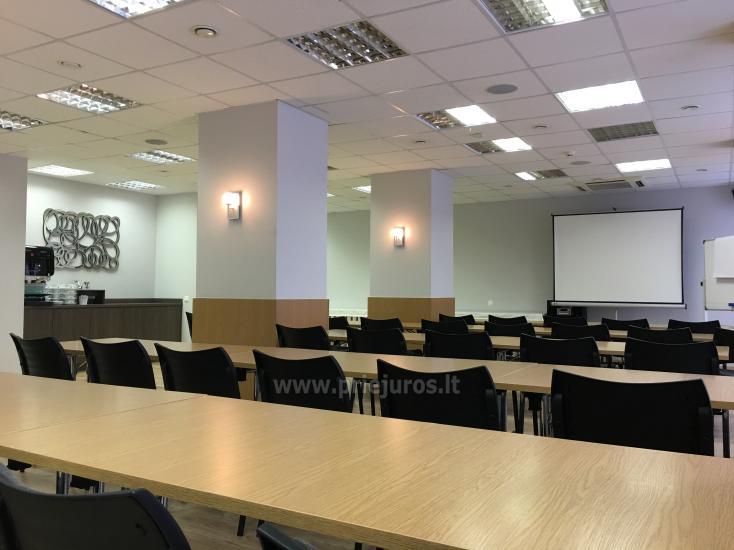 Konferenču zāle viesnīcā Muza - 3