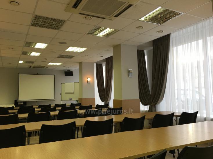 Konferenču zāle viesnīcā Muza - 5