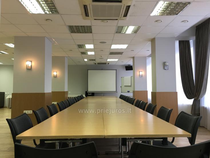 Konferenču zāle viesnīcā Muza - 7
