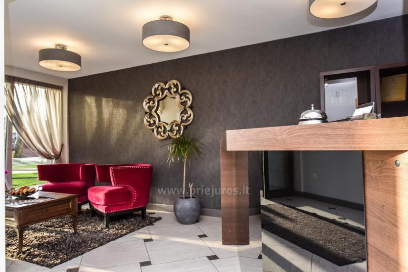 Konferenču zāle viesnīcā Muza - 14