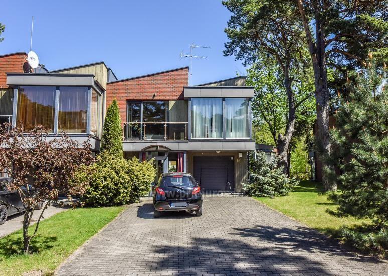 Pārdod 195 m² māju Palangā prestižā vietā pie Botāniskā parka - 1
