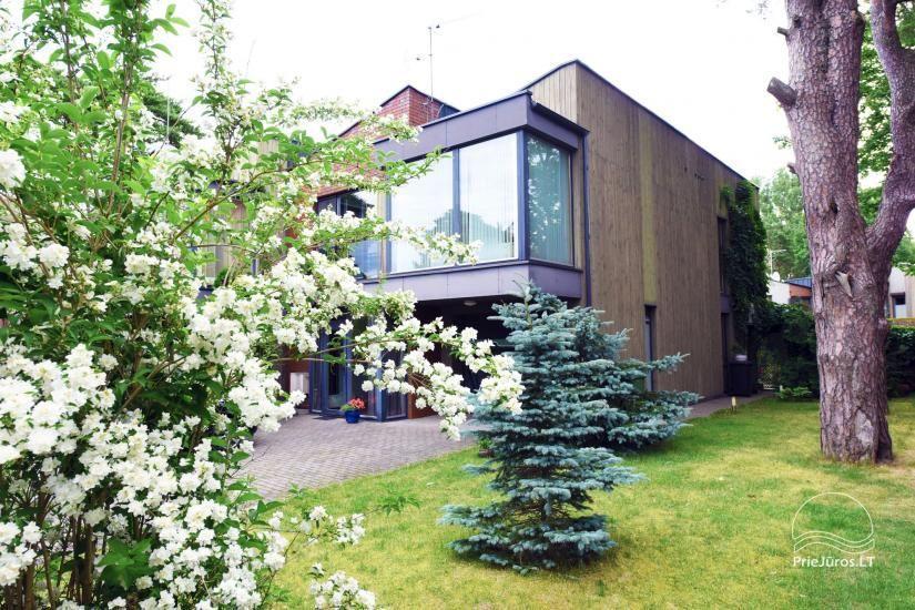 Pārdod 195 m² māju Palangā prestižā vietā pie Botāniskā parka - 4