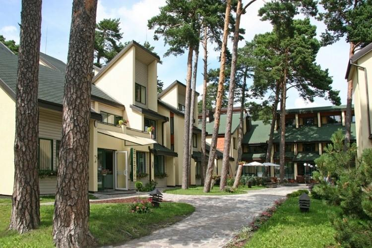 Konferencijos poilsio komplekse Prie PARKO - 1