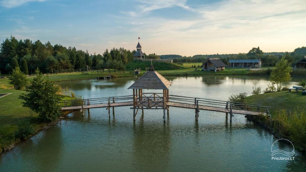 Agluonėnų poilsio ir pramogų parkas: šventės, maudynės, barbekiu, koncertai, vakarėliai, įmonių renginiai - 15